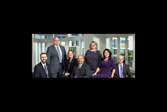 Image of all seven board members