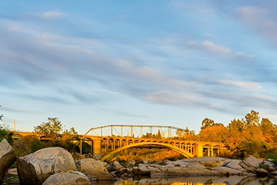 Bridge on American River