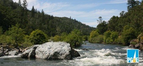 south fork of the american river near chili bar dam