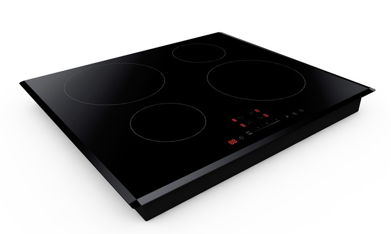 Image of electric cook top