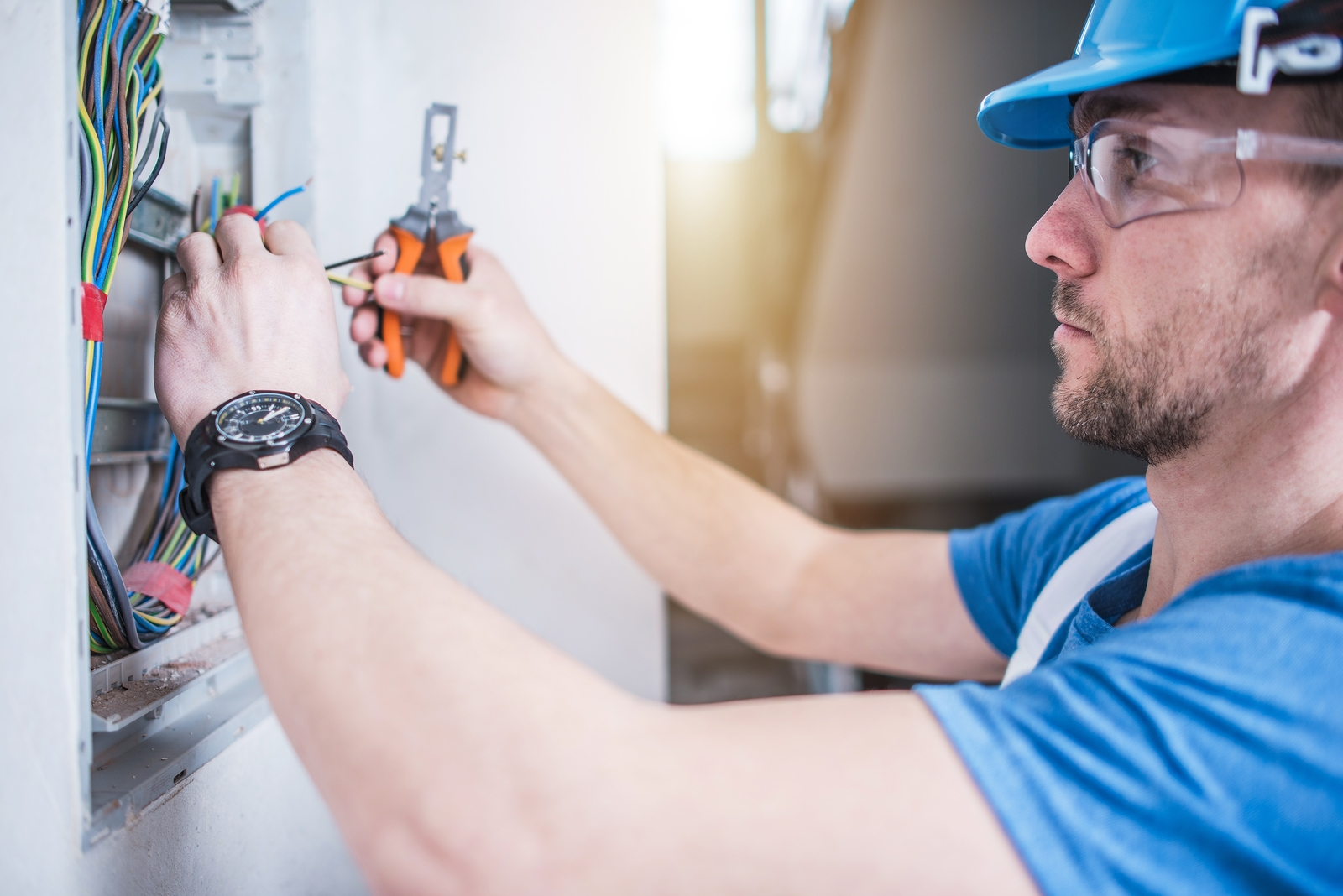Rebates And Savings Tips Heat Only Furnace Wiring Smud Technician