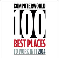 Computerworld 100 Best Places to Work in IT 2014