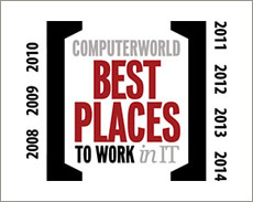 Computerworld 100 Best Places to Work in IT